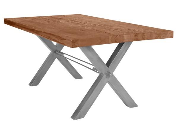 Tisch 240x100 cm, Balkeneiche natur (TISCHE) 15123-40