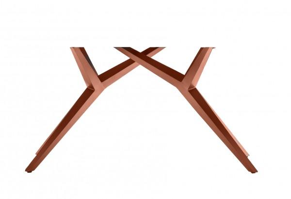 Tischgestell antikbraun (TOPS & TABLES) 07115-00