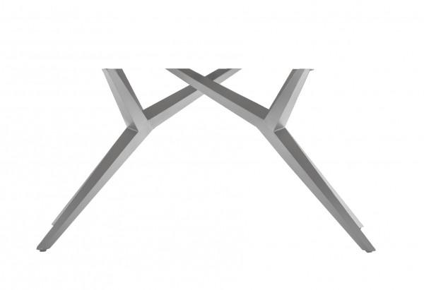 Tischgestell antiksilber (TOPS & TABLES) 07115-40