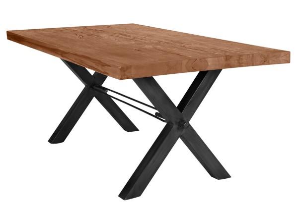 Tisch 240x100 cm, Balkeneiche natur (TISCHE) 15123-11